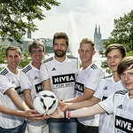 The organising team of the IGLFA Euro Cup, hosted by Startschuss SLSV Hamburg from left to right: Detlev Matzen, Carsten Stock, Alexander v. Beyme, Steffen Fischer, André Martens, Philipp Abel, Thomas Brauner (not on the picture: Michael Wiring, Pascal Bayer, Andy Witt, Ingrid Laude, Torsten v. Beyme-Wittenbecher, Helen v. Beyme) Photo: Torsten v. Beyme-Wittenbecher